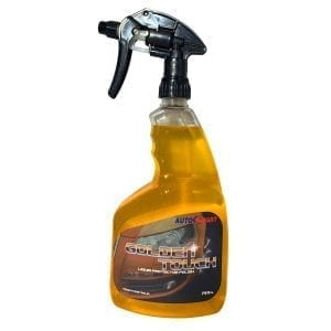 Golden Touch Liquid Polish 750ml spray on