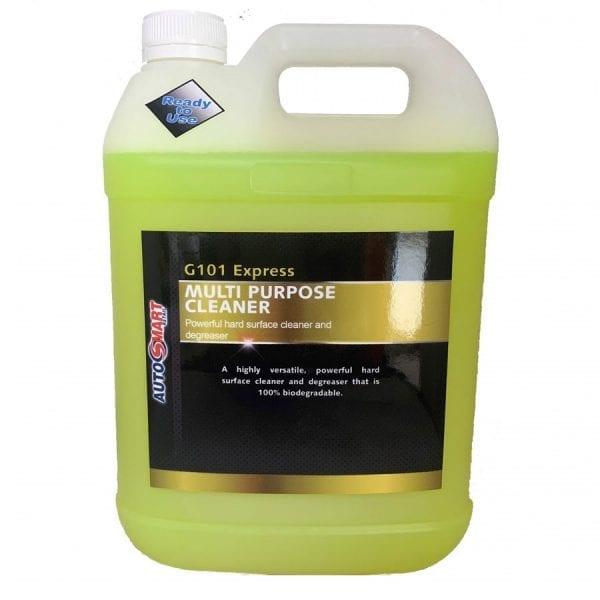 AutoSmart G101 Car Hard Surface Cleaner multi purpose 4L: