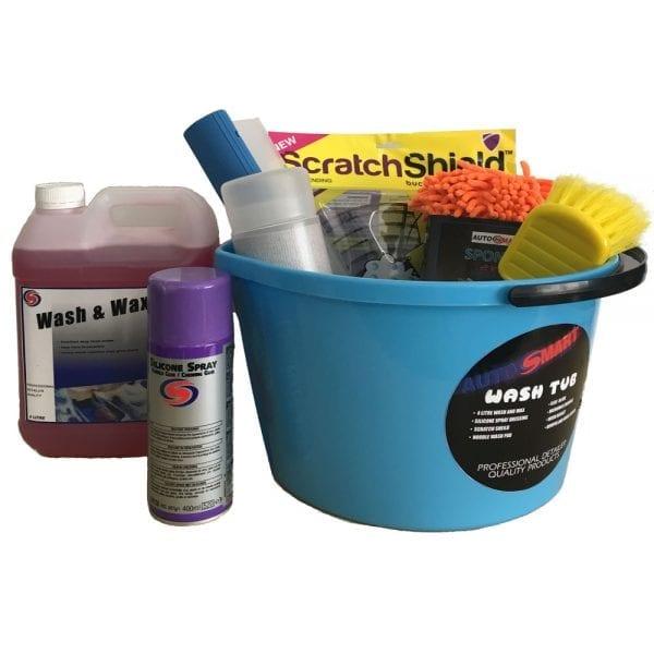 AutoSmart Wash Tub