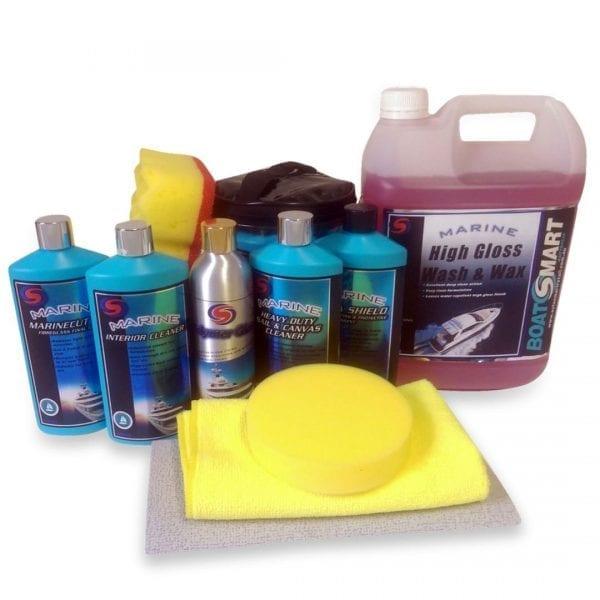 AutoSmart Mega Yacht Cleaning Kit 10pc