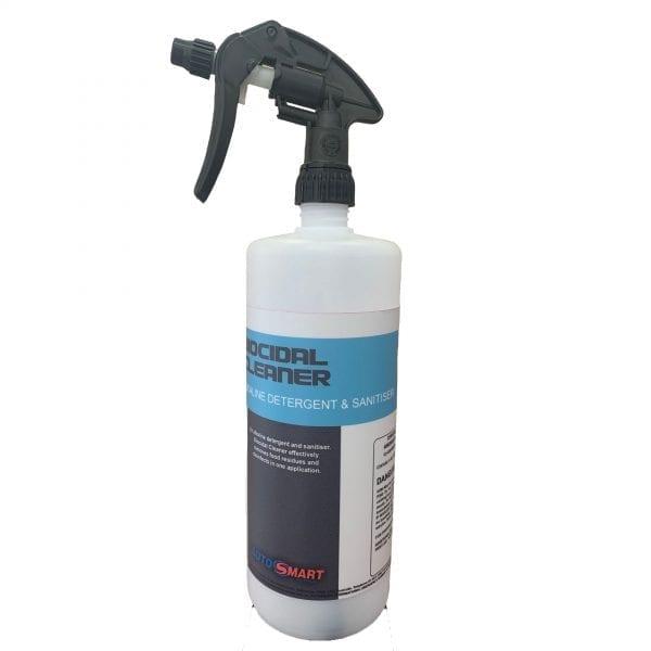 AutoSmart Biocidal Sanitiser Cleaner