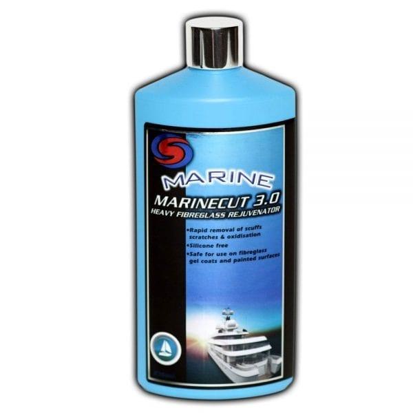 AutoSmart Marinecut heavy fibreglass rejuvenator