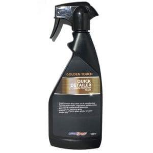 AutoSmart Golden Touch  liquid protector polish for carsspray on wax