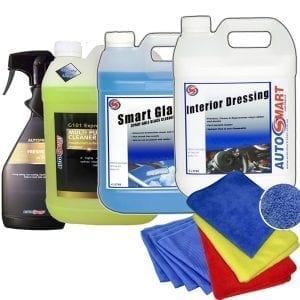 Autosmart Bulk Interior Cleaning Kit