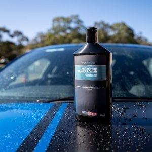 AutoSmart Platinum car wax protectant