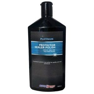 AutoSmart Platinum Wax Sealant