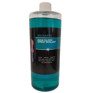 autosmart recharge wax sealant high gloss