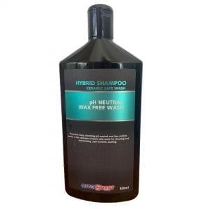 AutoSmart Hybrid car shampoo ceramic safe wash ph neutral