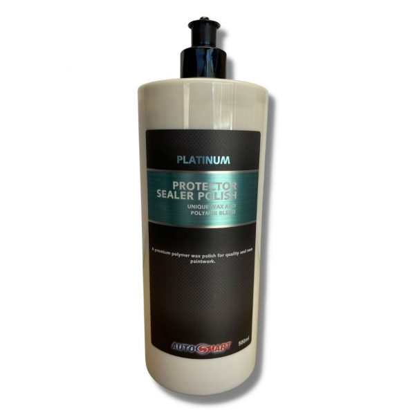 AutoSmart Platinum car wax polish