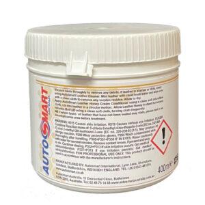 autosmart leather honey conditioner cream for car leather