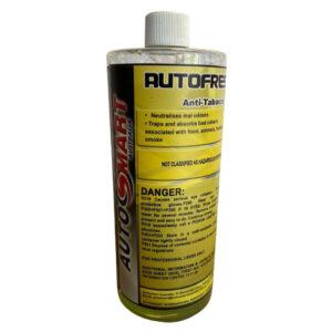 Autosmart odour fix autofresh for nicotine and bad odours